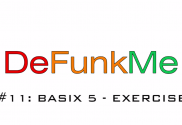 #11: Basix 5 - Exercise
